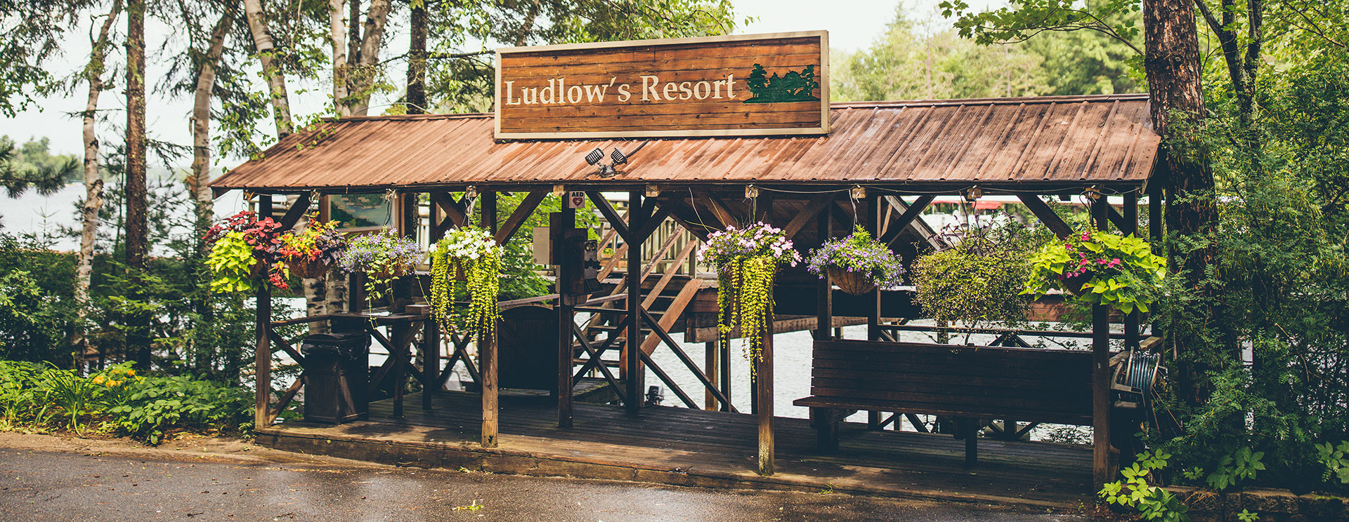 Ludlows Resort